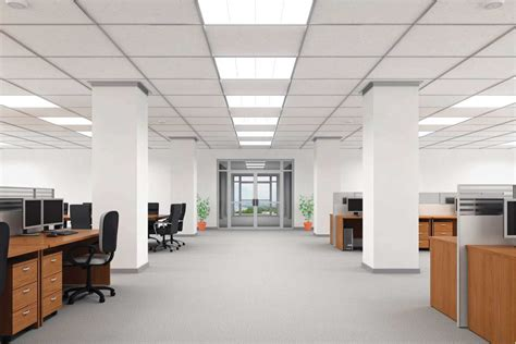 Replacement LED Office Lighting