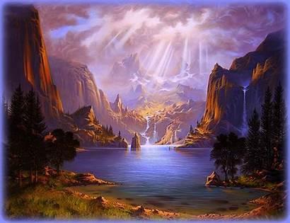Majestic Landscapes Wallpapers Nature Desktop Background Backgrounds