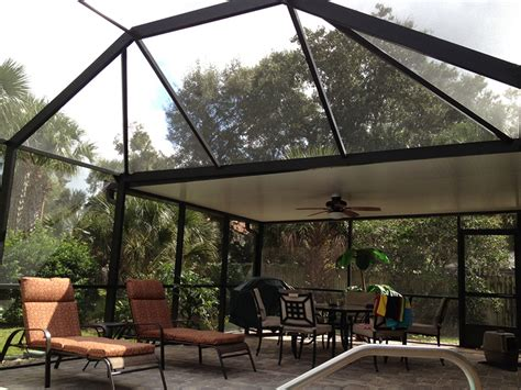 glass window panels pool enclosure gallery ormond daytona palm