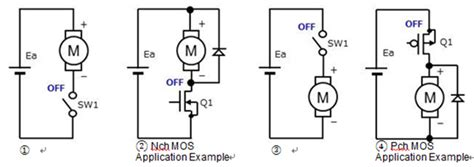 Dc Brush Motor Wiring Diagram by Brush Motor Diagram Impremedia Net