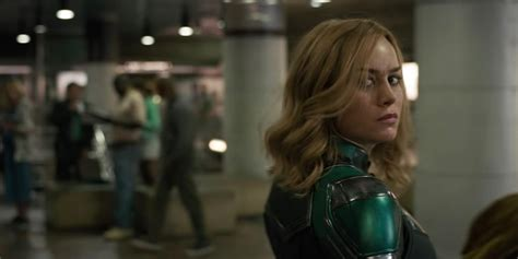brie larson responds to smile brie larson responds to people who said captain marvel