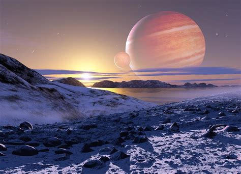 It's Official: NASA is Going to Visit Europa