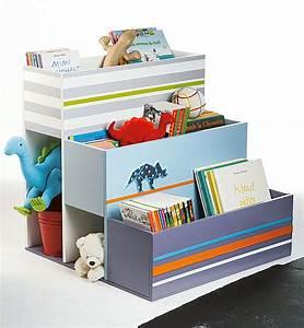 Rangement Livre Enfant : chambre d enfant chic et pas cher galerie photos d ~ Farleysfitness.com Idées de Décoration