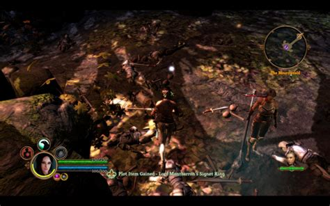 dungeon siege iii the register