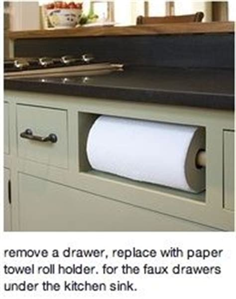 under sink paper towel holder how to hang a pot rack and lights over a kitchen island