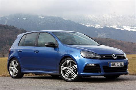 Golf R by 256 Hp Volkswagen Golf R Priced From 33 990 Autoblog