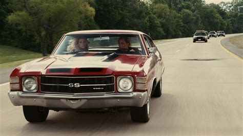 """1971 Chevrolet Chevelle Ss In """"drive Angry 3d"""" (""""furia"""