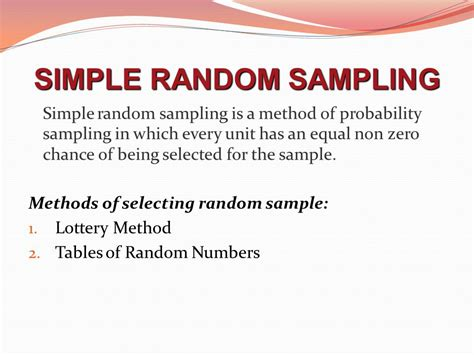 Sampling Techniques  Ppt Download