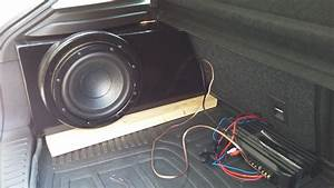 2016 Sony 10 Speaker System  Adding A Second Amplifier