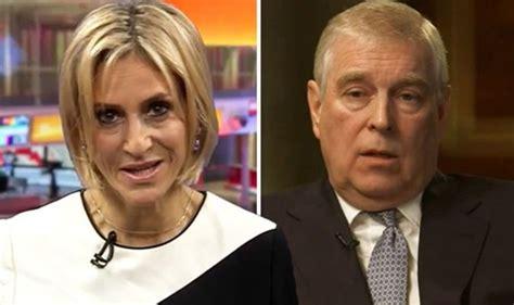 Emily Maitlis: Newsnight host addresses call amid Prince ...