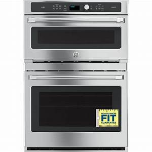 Ge 30 In  Double Electric Wall Oven Self