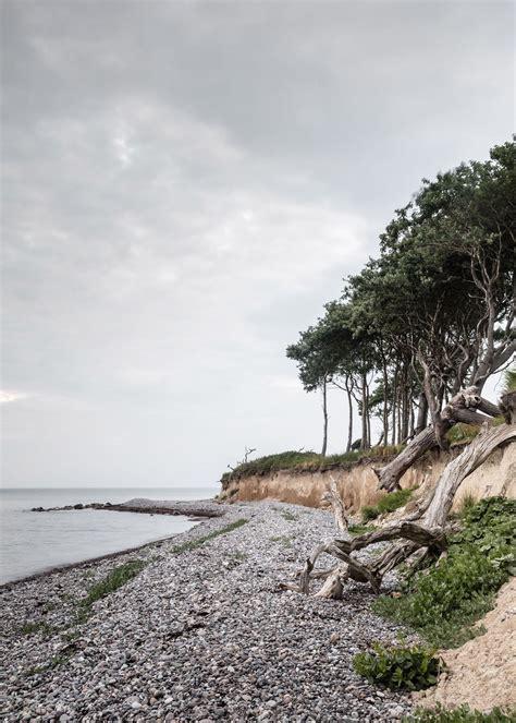 Overfarten tager 45 minutter og du kan koble på wifi for at arbejde eller bare slappe af undervejs. Poster of the coast on Danish island Langeland - Foto Factory