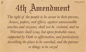 10 Amendments Bill of Rights