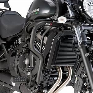 Kawasaki Vulcan S 650 : kawasaki en 650 vulcan s 2015 2017 puig engine crash bars black ebay ~ Medecine-chirurgie-esthetiques.com Avis de Voitures