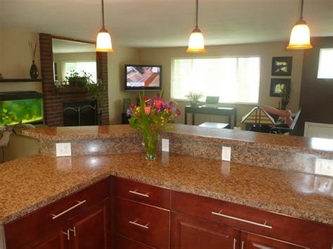 split level kitchen bananza kitchen designs