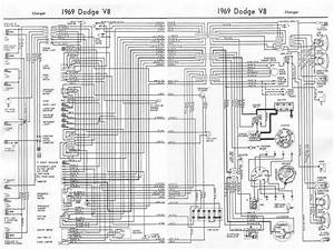 Wiring Diagram 1969 Dodge Charger