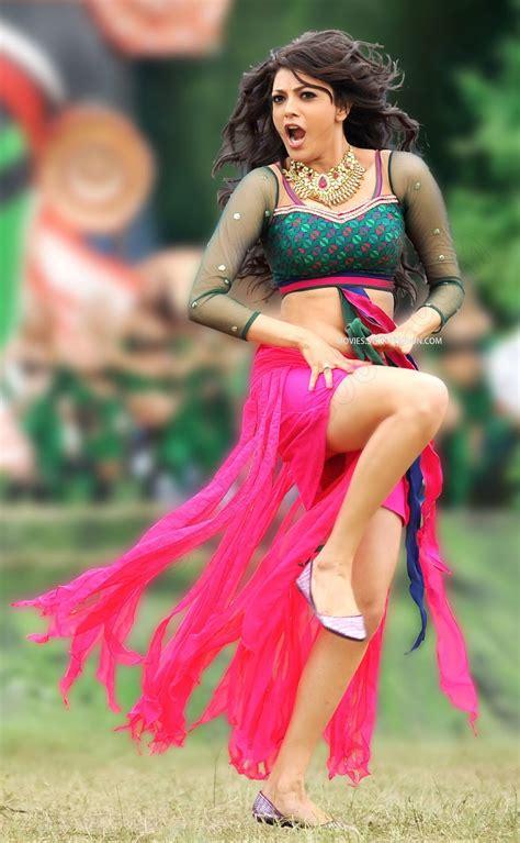 Kajal In Nayak Movie Hot Hd Images Atozallmovie