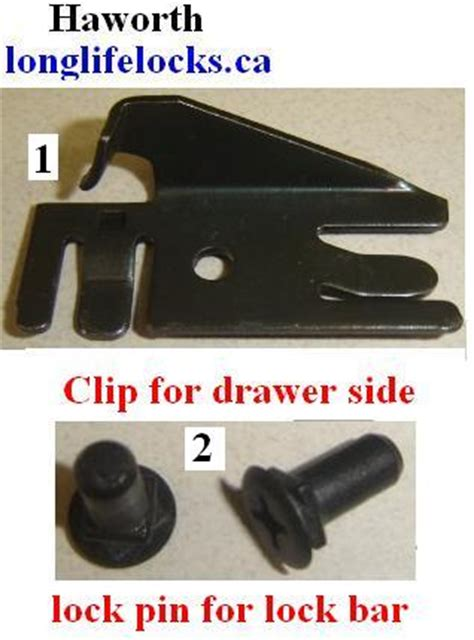 Hon Filing Cabinet Locking Mechanism by Lock Pins And Clips For Filing Cabinets