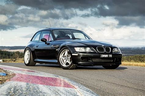 Bmw Z3m Coupe by Bmw Z3 M Coupe Review