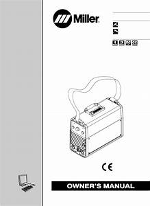 Miller Electric Welder Maxstar 200 Str User Guide