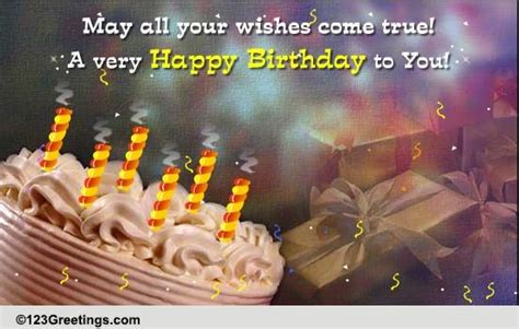 wishes  true  extended family ecards