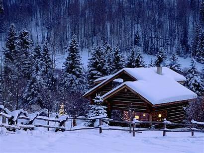 Winter Desktop Wallpapers Computer Backgrounds Christmas Scene