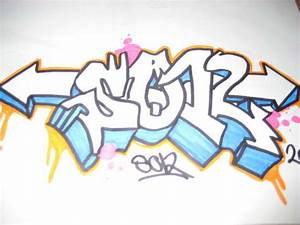 how to draw graffiti letters step by step | Daniel Radcliffes