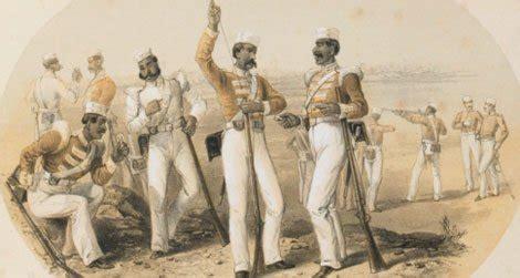 pass    secret  preceded  indian rebellion