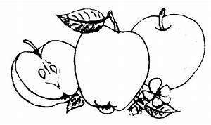 Vegetables Clipart Black And White | Clipart Panda - Free ...