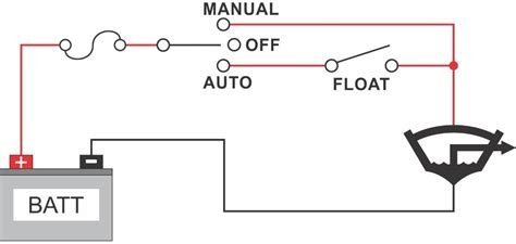 Wiring Diagram For Auto Light Switch by How To Wire A Bilge On Bilge Switch New Wire