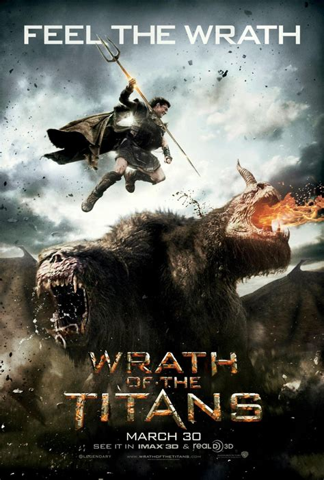 Filme Minotauro - wrath of the titans 1 of 16 extra large movie poster