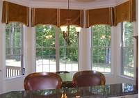 valances for bay windows Dining Room Valance Ideas | Home Decoration Club