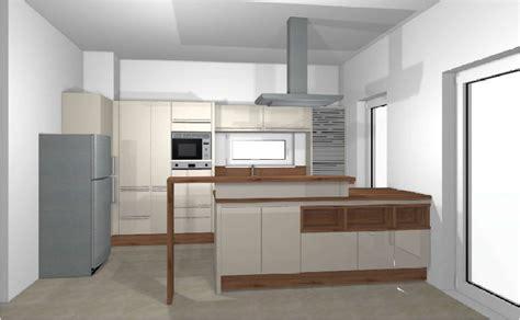 küche mit kochinsel modern offene k 252 che grundriss