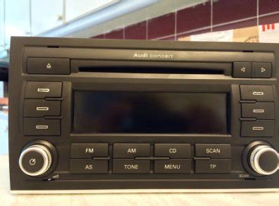 Audi Concert 2 A4 B7 2007 Headunit Mp3 For Sale In
