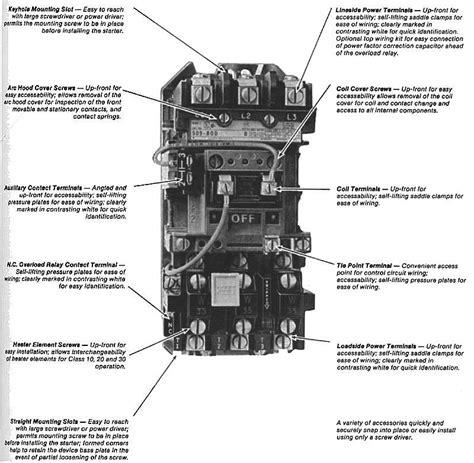 Wiring Diagram For Cutler Hammer Motor Starter