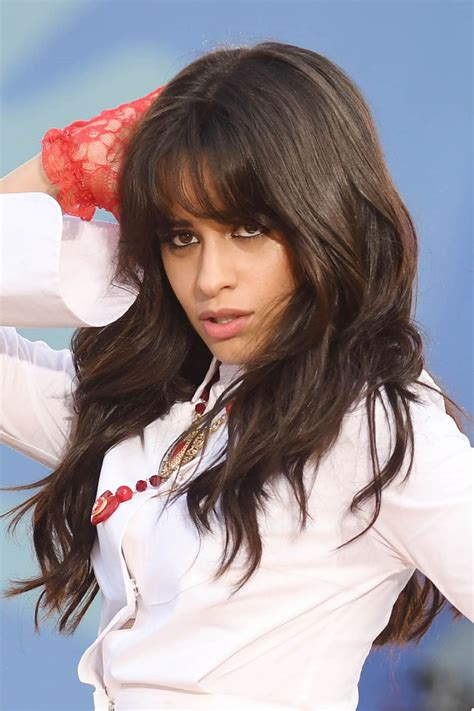 Camila Cabello Performing Abc Good Morning America