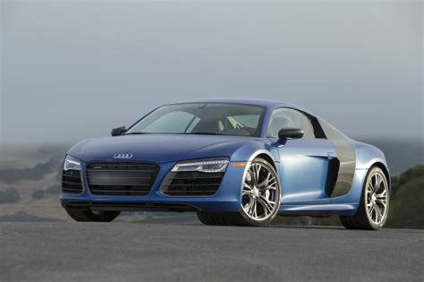 2016 Audi R8 Sports Car To Offer Diesel, Electric Variants