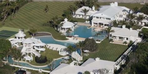 vid 233 o 45 5 millions de dollars c 233 line dion vend incroyable maison de floride sud ouest fr