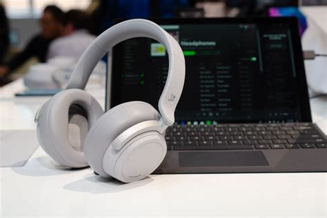 microsoft s new surface headphones launch on november 19th the verge