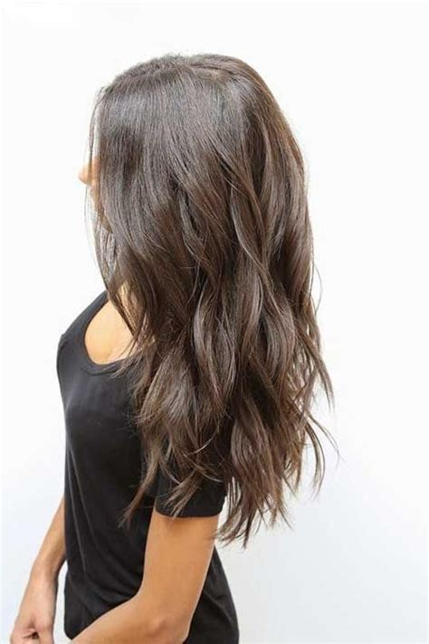 2019 popular heavy layered long hairstyles