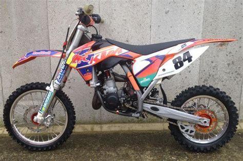 second hand motocross bikes uk ktm 85 sx small wheel sw 2013 mx motocross 2 stroke ebay