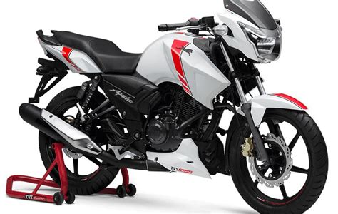 Tvs Apache Rtr 200 4v 2019 by 2019 Tvs Apache Rtr 160 Abs Launched At Rs 84 710 Gaadikey