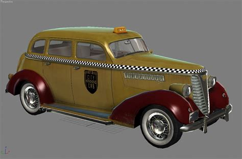Converting 3d Model From Mafia 2 « Cg In Games