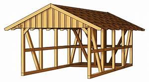 Carport Dach Holz : holz carport skanholz schwarzwald einzelcarport mit dach fachwerk carport garten blog haus ~ Sanjose-hotels-ca.com Haus und Dekorationen