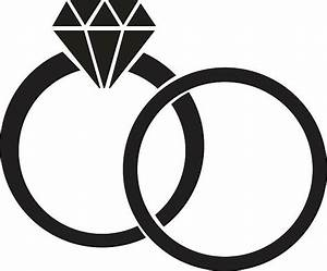 Diamond Ring Clipart Black And White – 101 Clip Art