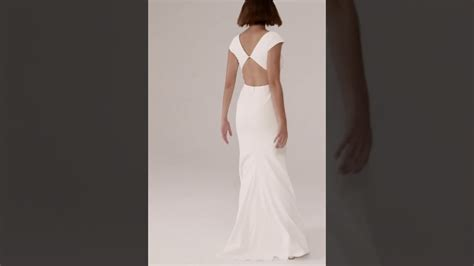 Wedding gown town is a beautiful blog focusing on the very latest in wedding fashion trends and wedding dresses. SAWYER GOWN | BHLDN - YouTube