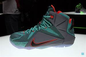"Monday Night Preview: Nike LeBron 12 ""NSRL"" - SneakerNews.com"