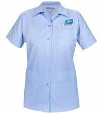 ladies39 usps authorized postal uniform shirt jac With usps uniforms letter carrier near me