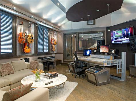 home recording studio design photos hgtv