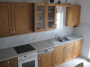 Kuche vollholz acjsilvacom for Küche vollholz